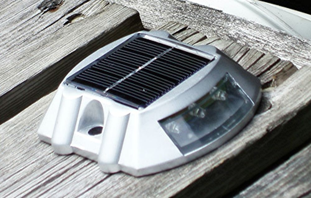 Best outdoor solar powered led lights